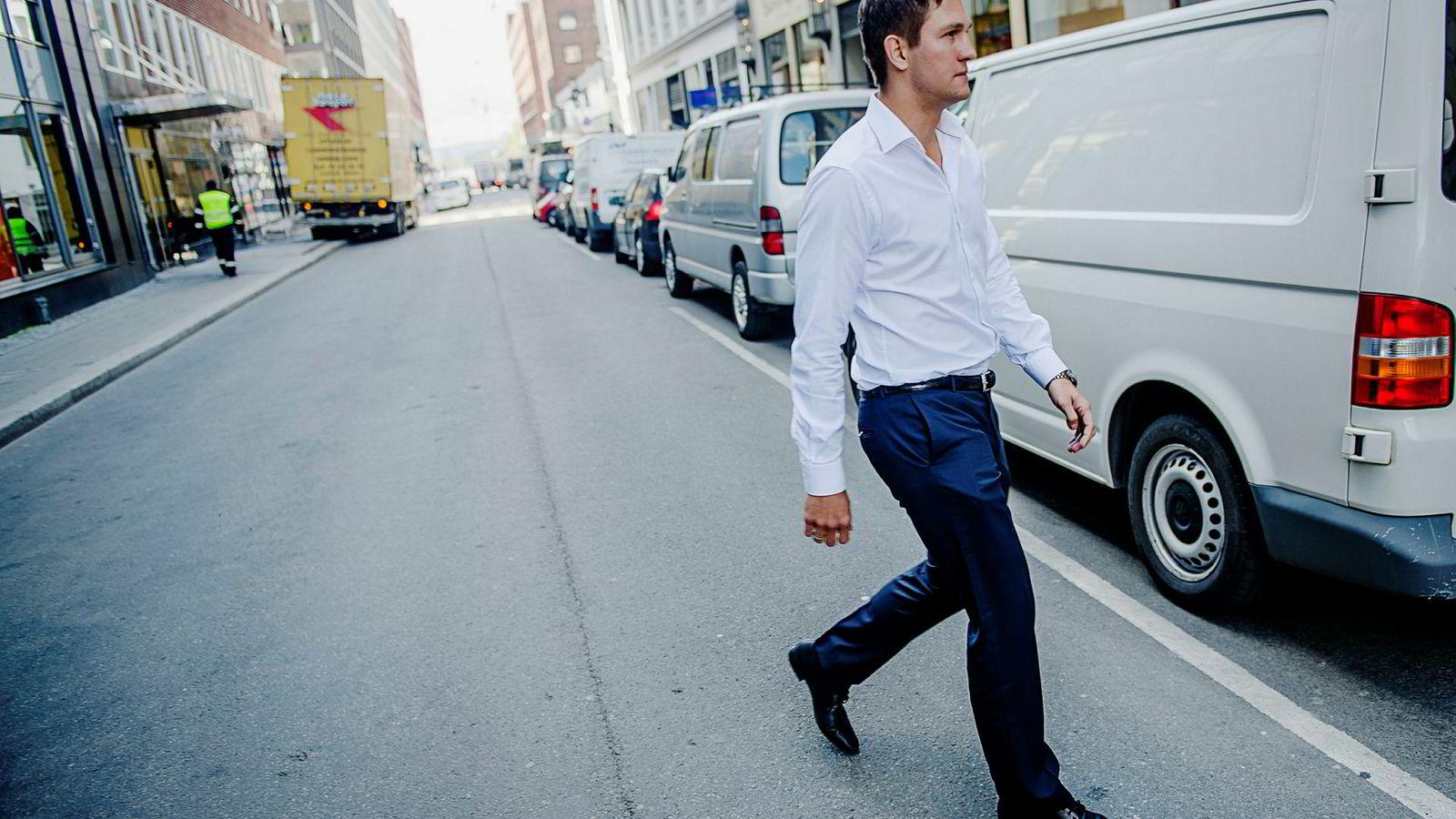 Norgessjef Carl Edvard Endresen i Uber øyner en åpning når Esa nå krever at Norge gjør noe med drosjeløyveordningen. Foto: Hampus Lundgren