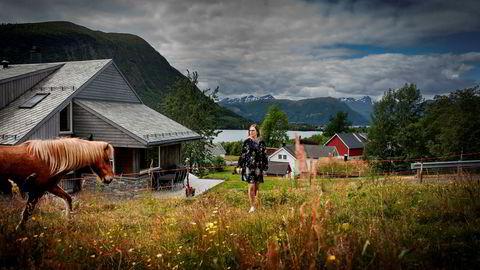 Audhild Gregoriusdotter Rotevatn, tidligere journalist og redaktør, nå dekan ved Høgskulen i Volda.