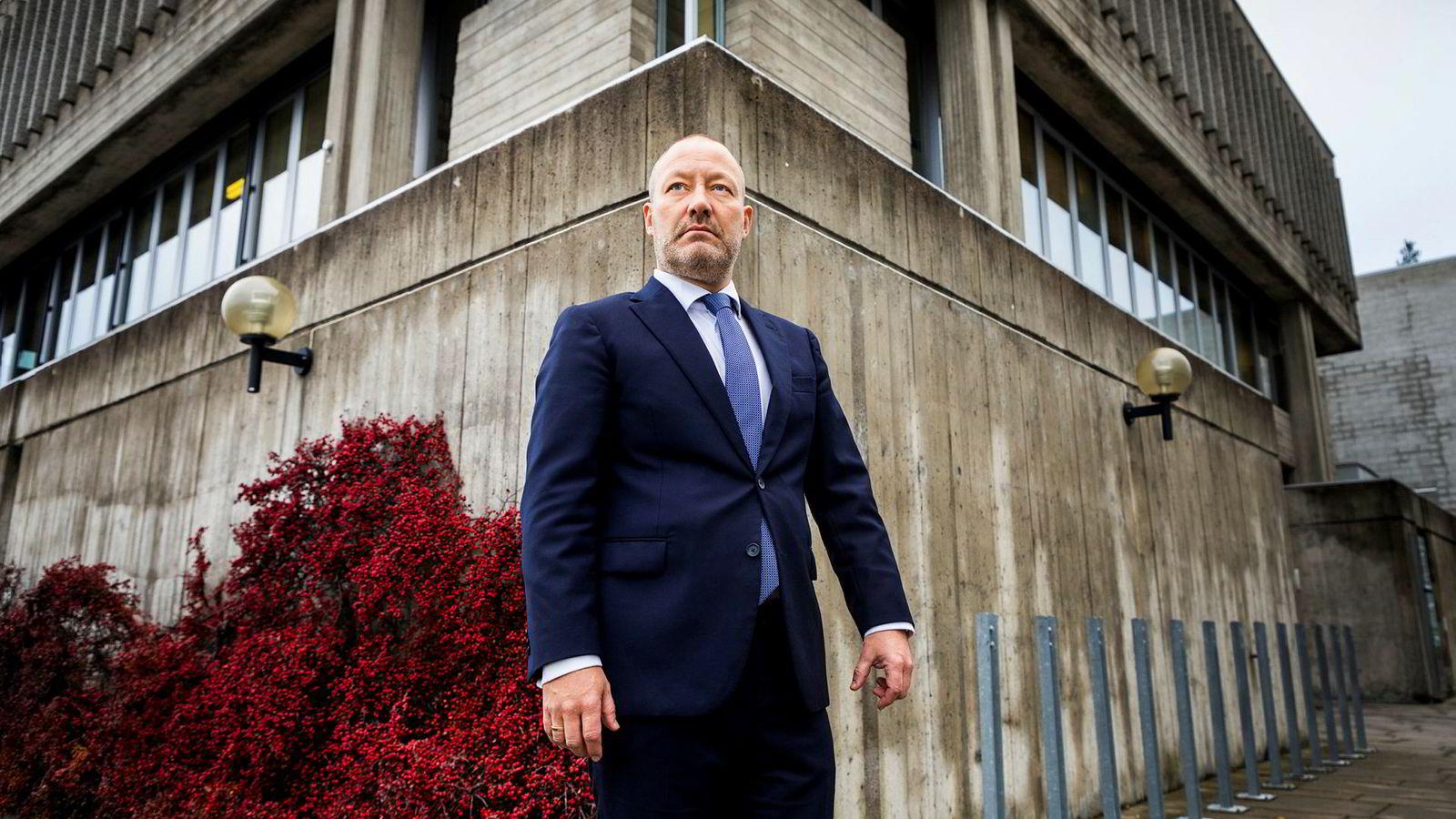 Andreas S. Christensen er advokat og bostyrer i Norwegian Wood-konkursen.