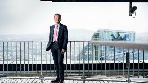 Det ligger an til børsnotering for konsernsjef Egil Hogna og Sapa.