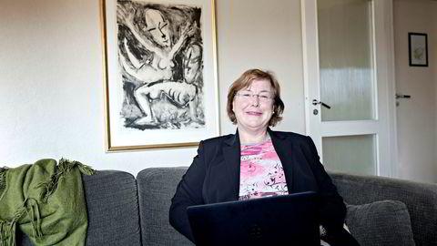 Elisabeth Realfsen, leder av Finansportalen, mener ingen bør godta boliglånsrenter over tre prosent.