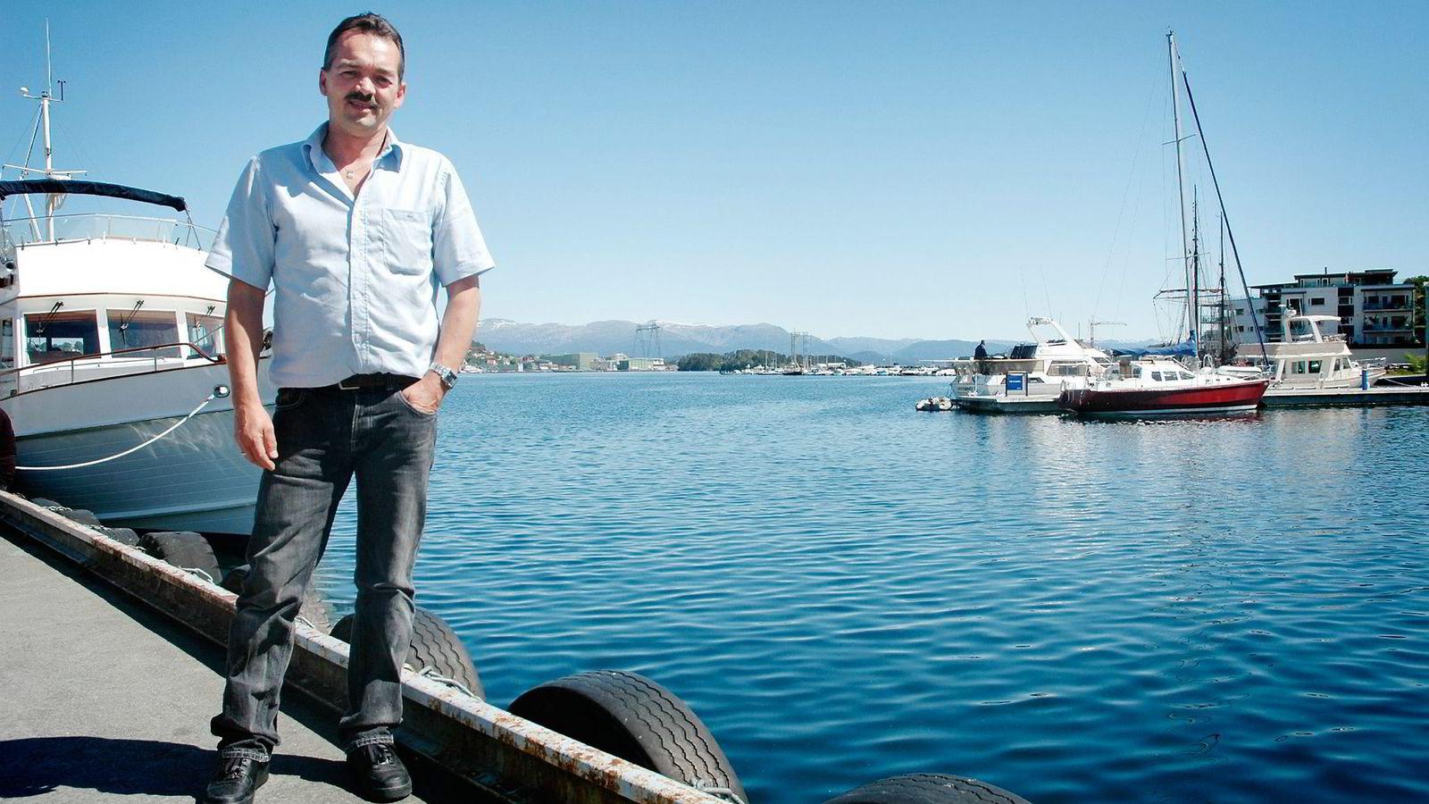 Geir Agasøster og familien krabber oppover på formueslistene etter at de solgte brønnbåtrederiet.