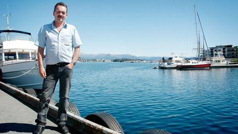 Geir Agasøster og familien krabber oppover på formueslistene etter at de solgte brønnbåtrederiet. Foto: Håvard Hammarstrøm, Bømlo-nytt