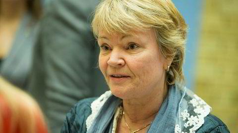 – Vi mener dette er godt nok som et første skritt, sier Kari Kjønaas Kjos (FrP) om regjeringens nikab-forslag.