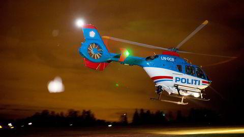 En forsterket helikoptertjeneste inngår som en del av planene til det nye beredskapssenteret som nå er utsatt til 2020. 100 millioner kroner er bevilget til planlegging. Regjeringen venter med å ta en endelig beslutning.                    Foto: Øyvind Elvsborg