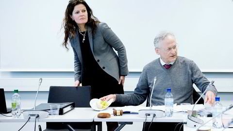 Administrerende direktør Cathrine M. Lofthus og styreleder Svein Gjedrem i Helse Sør-Øst har ikke fremskaffet et bedre beslutningsgrunnlag for Norges største utbyggingsprosjekt noensinne, ifølge sivilingeniør Eilif Holte, ekspert på kvalitetssikring.