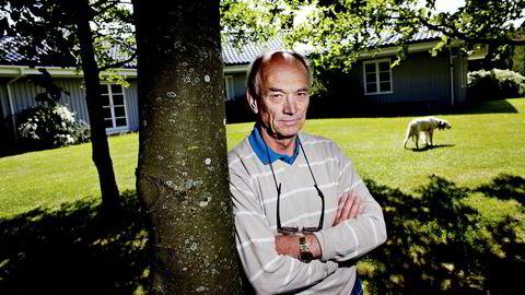 Regnskapene er ikke noen fest og moro for Telenor Arena-eier Kjell Christian Ulrichsen.