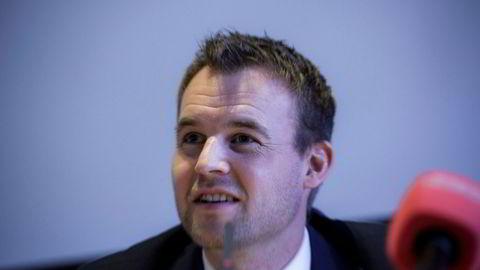 KrF-nestleder og finanspolitisk talsperson Kjell Ingolt Ropstad er fornøyd med gjennomslaget partiet hans fikk i budsjettforhandlingene. Ville KrF fått til mindre hvis partiet gikk inn i regjering?
