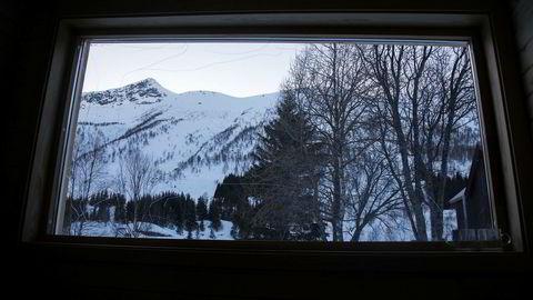Norge består av bratte fjell og lang vinter. Det går ras. Alt kan ikke sikres.