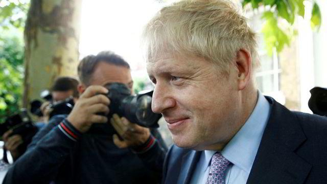 Boris Johnson fortsatt i tet i toryenes lederkamp