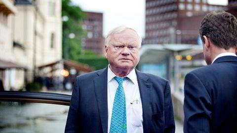 John Fredriksen står sammen med New York-baserte Centerbridge i spissen for refinansieringsforslaget som ligger på bordet for Seadrill.