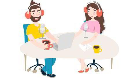 Podkast-mediet er ferdig med barndomsårene og trer nå inn i voksenverden, skriver artikkelforfatteren.