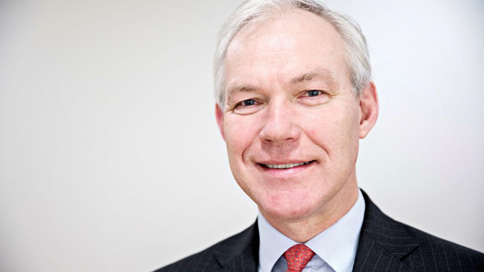KLP-sjef Sverre Thornes vil ha Nasdaq som ny eier av Oslo Børs.