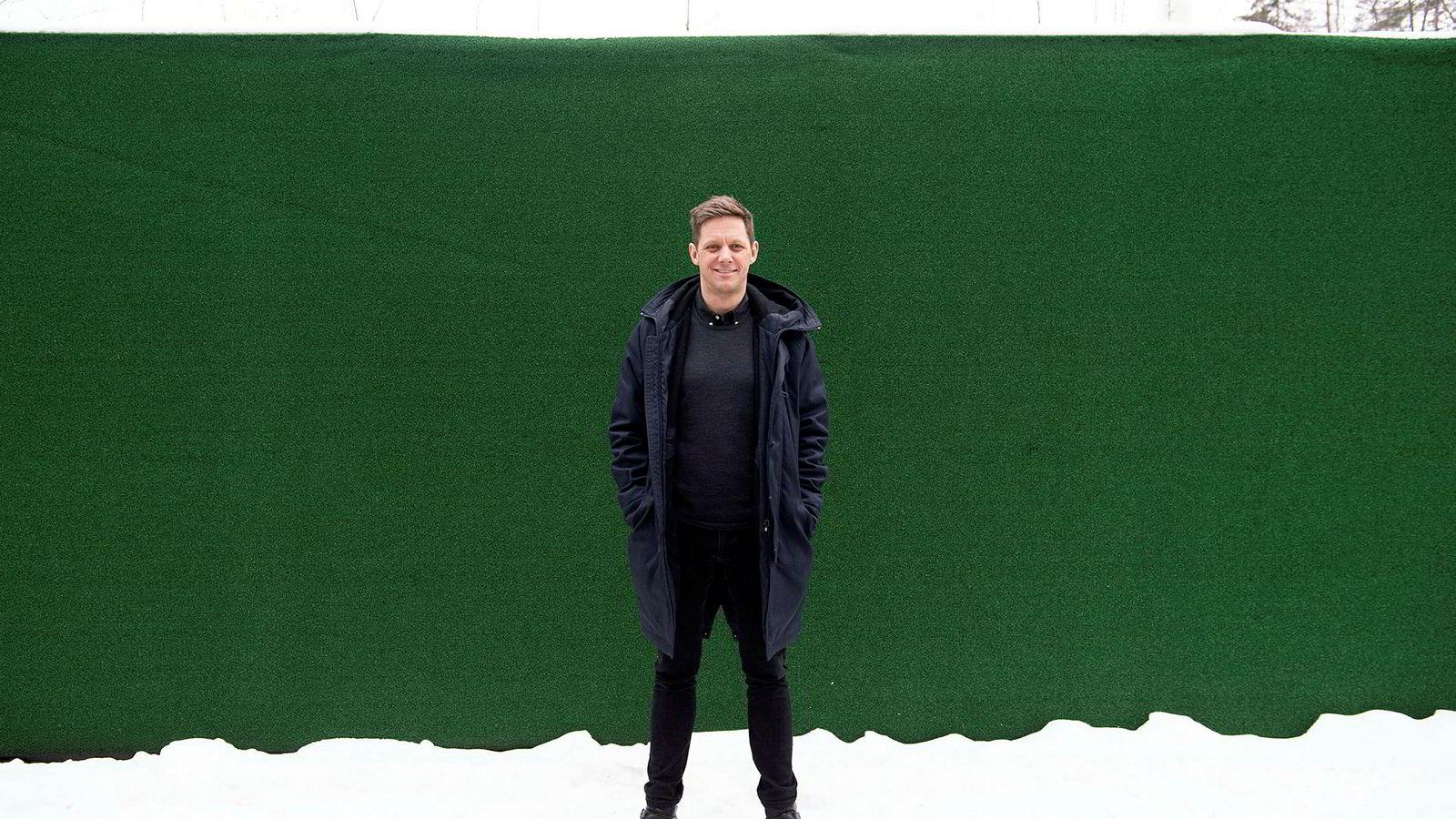 Sven Størmer Thaulow blir ny data- og teknologidirektør i Schibsted.