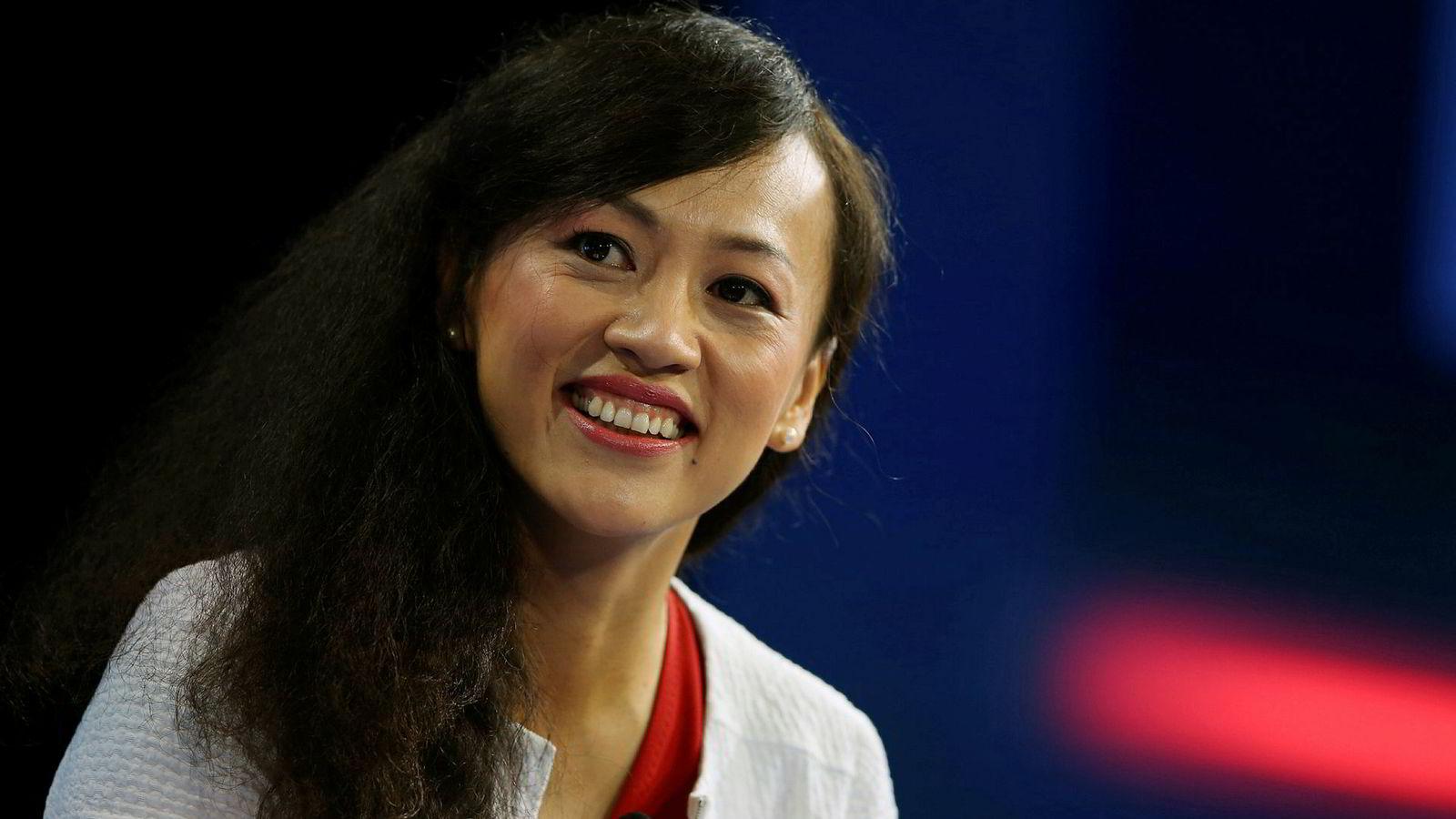 Didi Chuxing, her ved sjef Jean Liu, har planer som går langt utover å være et taxiselskap.