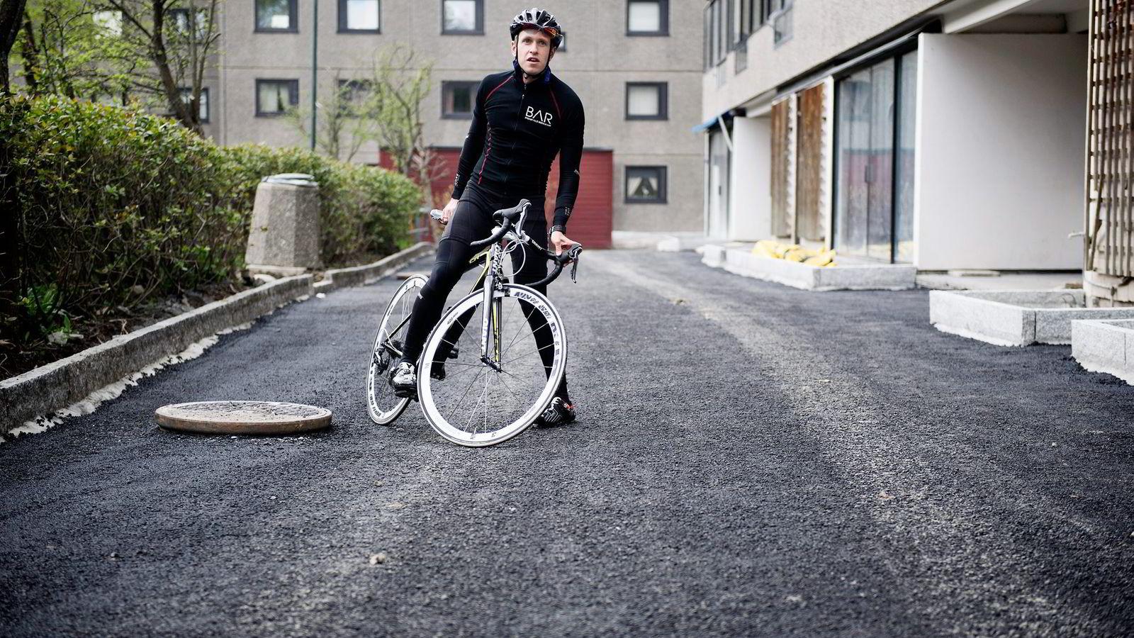 Mads Kaggestad tror det økte slankepresset i sykkelmiljøene skyldes dopingskandalene. Når det blir vanskeligere å dope seg, må rytterne finne andre måter å hente inn de små marginene.