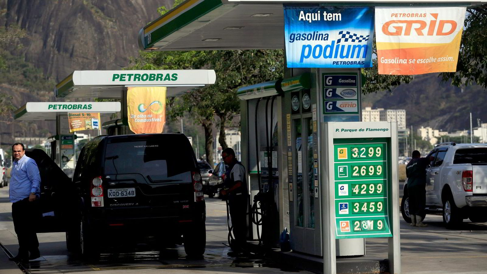 En endring i Petrobras adferd vil merkes godt her hjemme, skriver artikkelforfatteren.               Foto: Dado Galdieri,