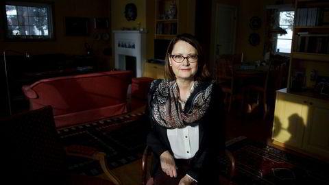 – Likebehandling er helt grunnleggende i EØS-retten, sier Esa-president Bente Angell-Hansen. Foto: Javad Parsa