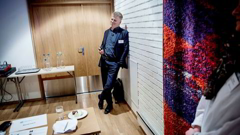 Professor Ola Honningdal Grytten ved NHH mener norske banker og kredittinstitusjoner er mer solide og har større egenkapital enn før finanskrisen.