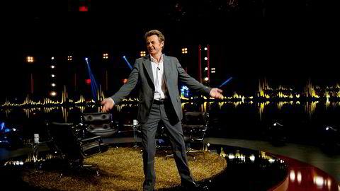Fredrik Skavlan endte fjoråret med et rekordresultat på 18,8 millioner kroner.