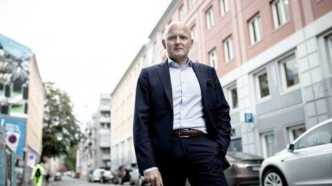 – Ifølge våre tall ser den sterke prisutviklingen i Oslo ut til å fortsette, sier administrerende direktør Kent Victor Syverstad Eiendomsmegler 1.