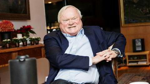 Skipsreder og milliardær John Fredriksen er største aksjonær i Marine Harvest gjennom hans og familiens Geveran Trading. De sitter på 14,33 prosent av aksjene og vil selv få et utbytte på 186 millioner kroner i kvartalet.