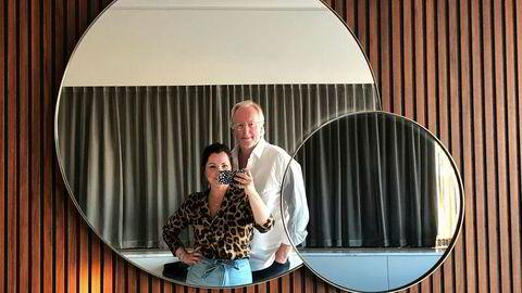 Eyvind Hellstrøm og Anita Rennan kommer med bok om Paris.