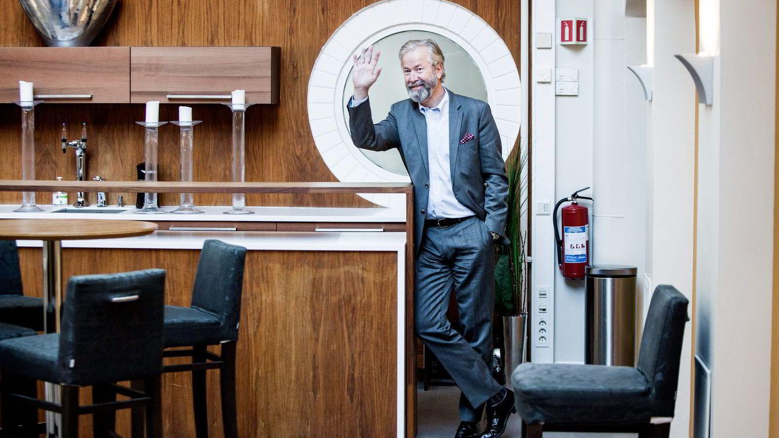 Ole Jacob Sunde er styreleder i Schibsted og Stiftelsen Tinius. Han er også en ekspert på forvaltning av formuer, og styreleder i selskapet Formuesforvaltning.