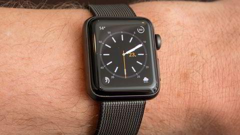 Apple Watch 2 er en god oppfølger til verdens mest solgte smartklokke. Foto: Magnus Eidem