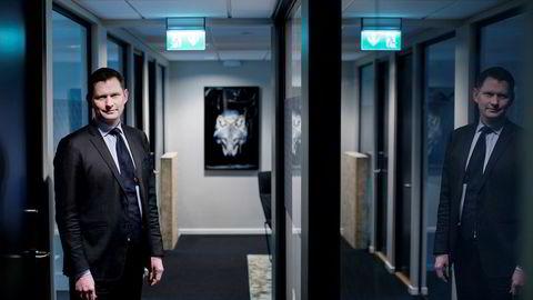 – Vi anser egenkapitalen for tapt, sier administrerende direktør Haakon H. Jensen i det statlige investeringsselskapet Investinor.