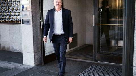 – Risikoen for et stort fall er uvanlig høy, sier sjefstrateg Peter Hermanrud i Sparebank 1 Markets.