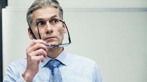Tidligere Danske Bank-sjef Thomas Borgen er siktet av dansk politi etter hvitvaskingsavsløringene i Estland.