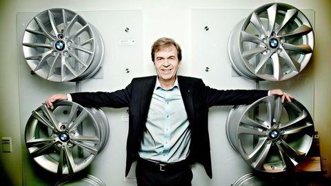 SATSET OG TAPTE. Bavaria og Svein Strøm kjøpte en BMW-forhandler i Danmark i 2012. To år senere har de solgt seg ut med tap. Foto: Kristian Ridder-Nielsen