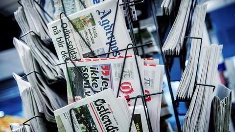 Lokalavisene rundt om i Noreg har alltid måtta leve med små ressursar og har vore stolte av å lage gode avisprodukt ut av dei ressursane ein har, skriv innleggsforfattarane.