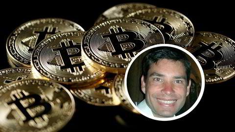 Anonyme Terje Øvrehus i Hardanger svarer litt kryptisk «kan hende» på spørsmålet om det er investeringer i bitcoin som har gjort at han nærmest over natten går fra null til 213 millioner kroner i formue.