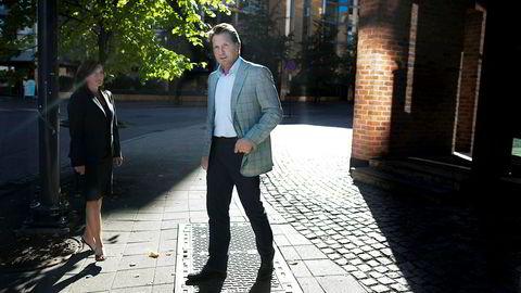 Den mediesky investoren, Terje Rogne, tapte omtrent over 11 millioner kroner i fjor etter at banken tvangssolgte aksjene hans.