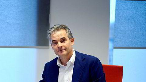 Haico Halbesma trekker seg fra stillingen som administrerende direktør. Foto: Stefan Segers