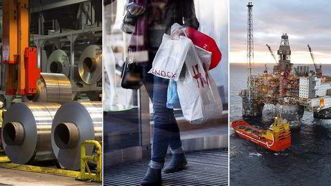 Norsk økonomi kommer til å oppleve nok et svakt år, mener økonomene som deltar i Bloomberg News undersøkelse. Foto:
