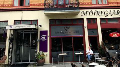 Myhregaarden hotell i Stavanger selger seg inn som et unikt og personlig «boutiquehotell», men lever på ingen måte opp til egenomtalen.