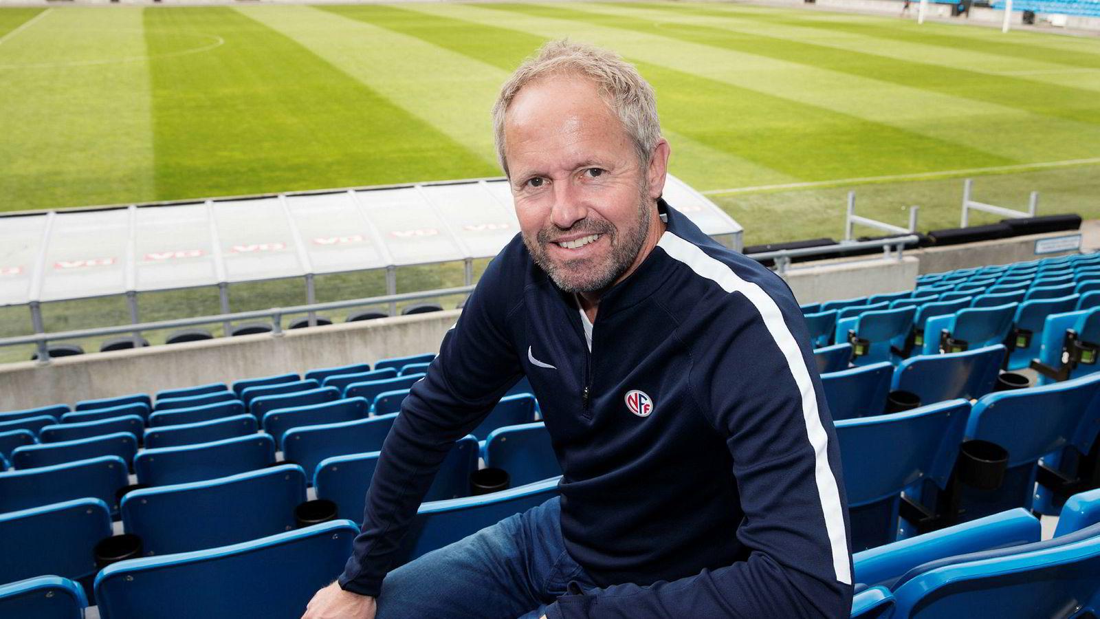 Pål Bjerketvedt står midt oppe i debattene og konfliktene som Norges Fotballforbund har vært en del av den siste perioden.