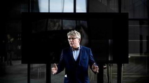 Administrerende direktør i oljeselskapet Okea Erik Haugane kan glede seg over oljeprisutviklingen, som også gir ham god uttelling på et privat veddemål.