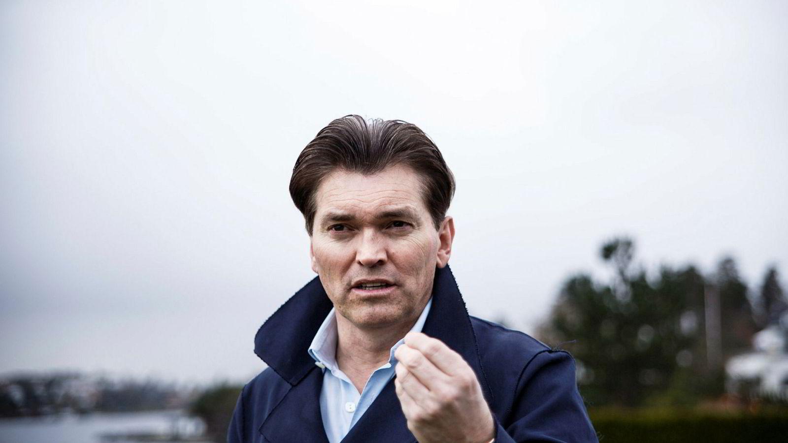 Aksjemilliardær og investor Arne Fredlys norske investeringsselskap måtte se resultatet i minus for 2018.