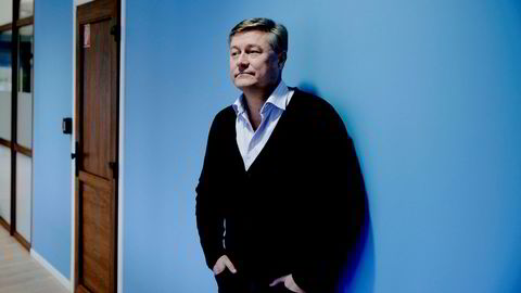 Gründer og forretningsmann Idar Vollvik.