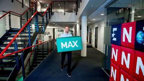 Nordisk kommunikasjonssjef Espen Skoland i Discovery Networks sier selskapet ikke har bestemt seg for hva som skjer med Max og andre av selskapets tv-kanaler som følge av brexit.