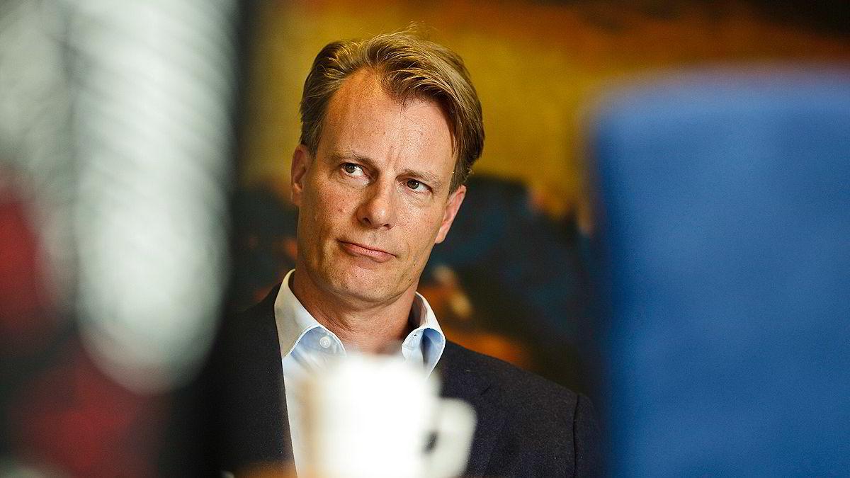 Ferd-eier Johan H. Andresen jr troner alene på formuetoppen av nordmenn bosatt i Norge.