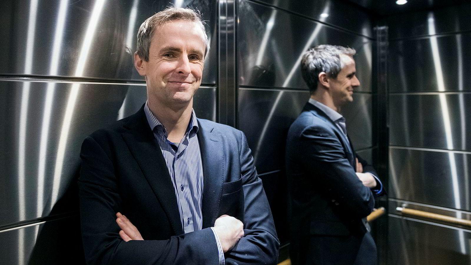 Til tross for flere konkurser, lavere likviditetsgrad og flere inkassosaker, mener Tor-Erik Wold Ingebretsen i Lindorff det ikke er noen grunn til å svartmale utviklingen i overnattings- og serveringsbransjen. – Snarere tvert om, sier han.