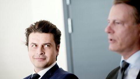 Ferds konsernsjef Morten Borge bekrefter at alle aksjene i Norwegian er solgt.