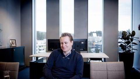 Akastor-sjef Kristian Monsen Røkke gjør sitt fjerde salg når han nå selger Fjords Processing.                    Foto: Gorm K. Gaare