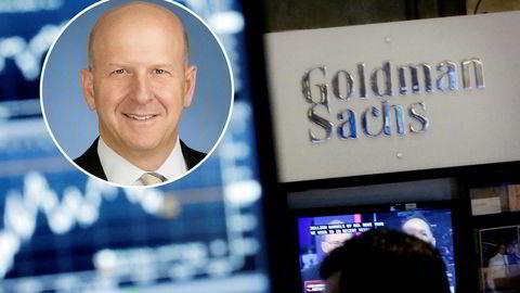 Påtroppende Goldman Sachs-sjef David Salomon utnevner investment bank-sjefen som sin nærmeste.