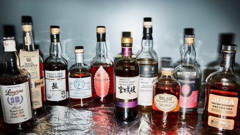 Vi har testet de eksklusive whiskyene som slippes i Polets spesialbutikker i morgen.